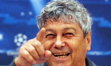 Mircea Lucescu AFP