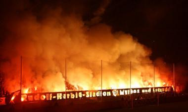 Dresden fans