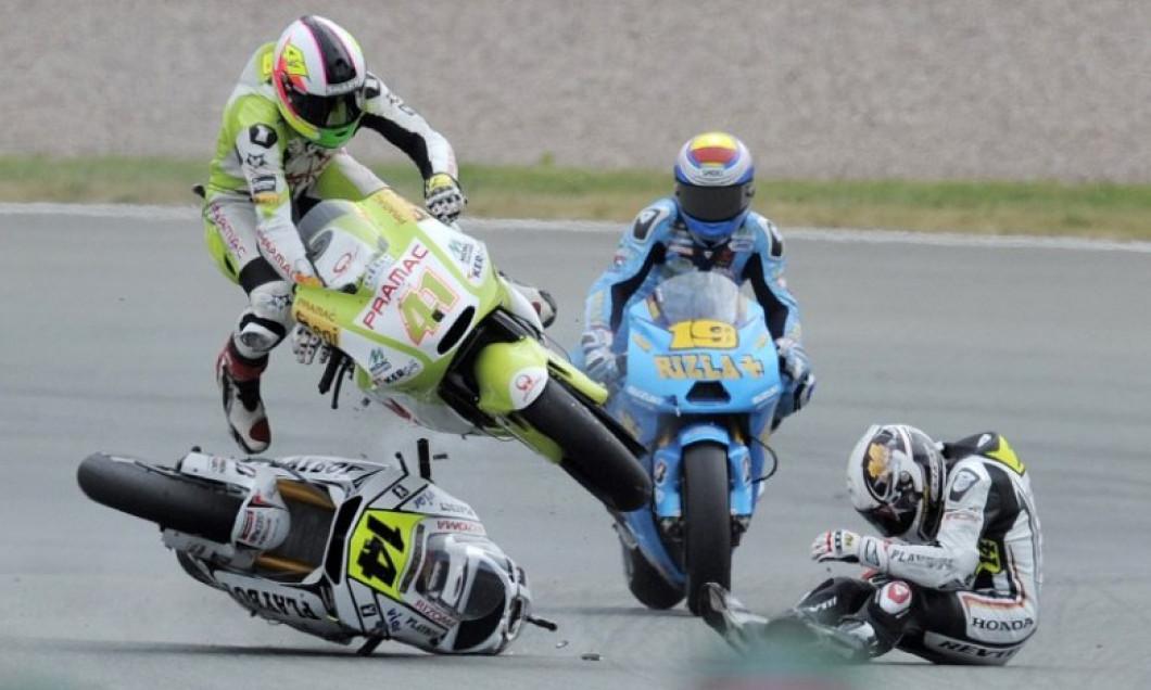 accident moto gp