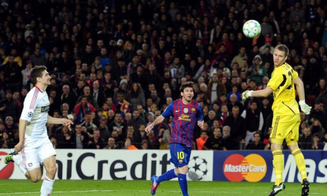 Messi Bayer Leverkusen