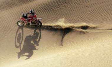 dakar motocicleta