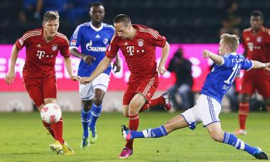 Bayern Schalke Qatar
