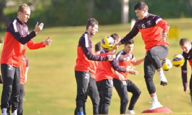 antrenament Steaua Spania-1