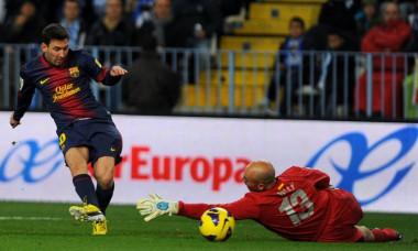 Messi Barca Malaga