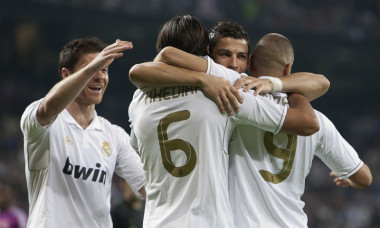 real madrid happy