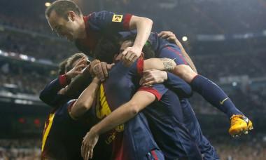 Barcelona bucurie 2