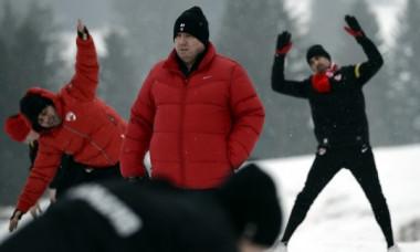 Dinamo antrenament