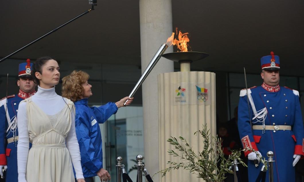 Torta olimpica MFX