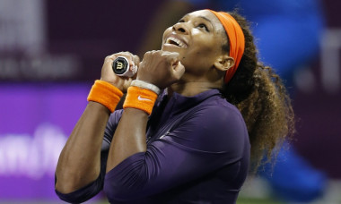 Serena Williams Doha