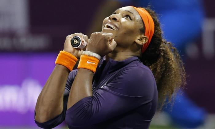Serena Williams Doha