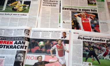 ziarele din olanda