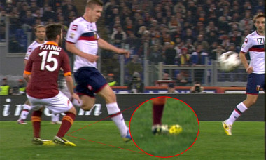 accidentare Pjanic