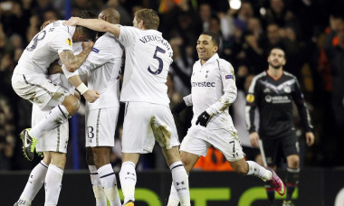 tottenham basel europa league