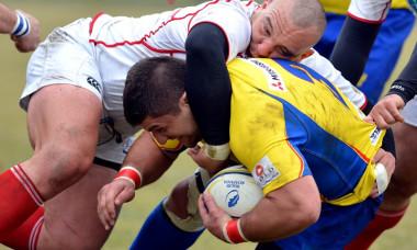 rugby romania georgia