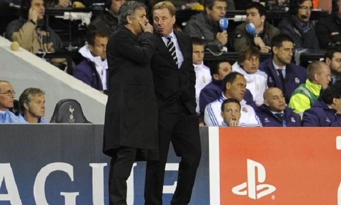 mourinho redknapp