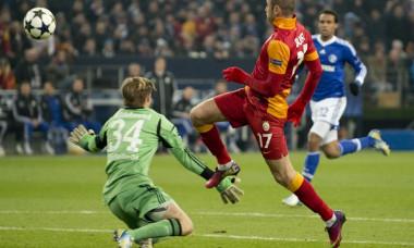 Burak Schalke Galata