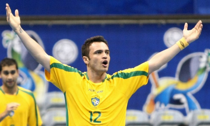 falcao futsal brazilian player