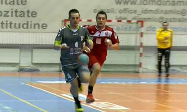 handbal Dinamo - Bacau