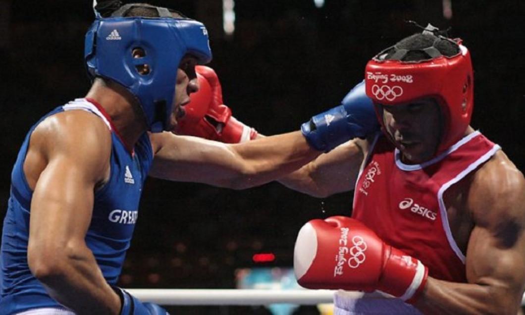 box amator jocurile olimpice