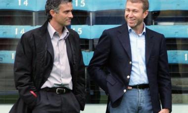 abramovic mourinho
