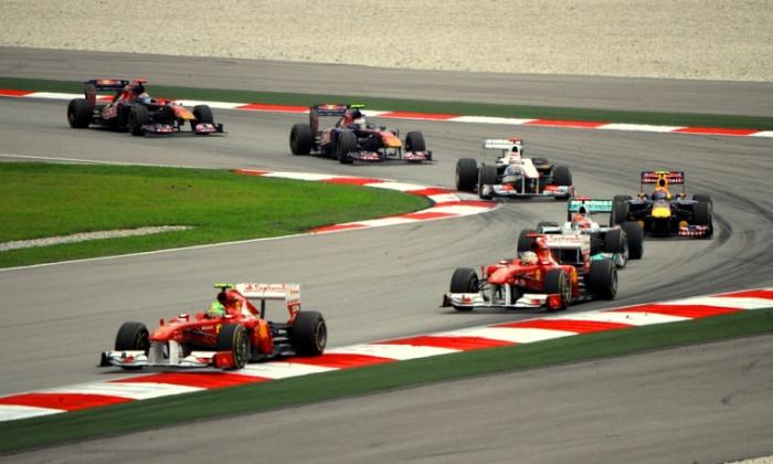 formula 1 sepang 2011