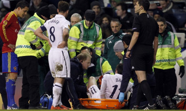 gareth bale accidentata