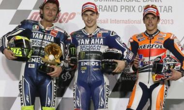 podium moto gp
