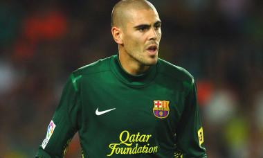 victor valdes barcelona