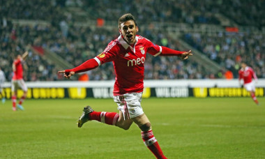 salvio newcastle benfica
