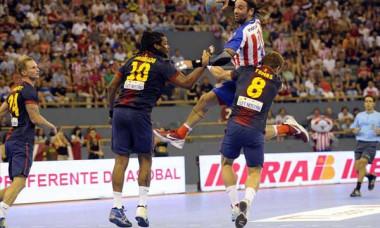 barcelona atletico handbal