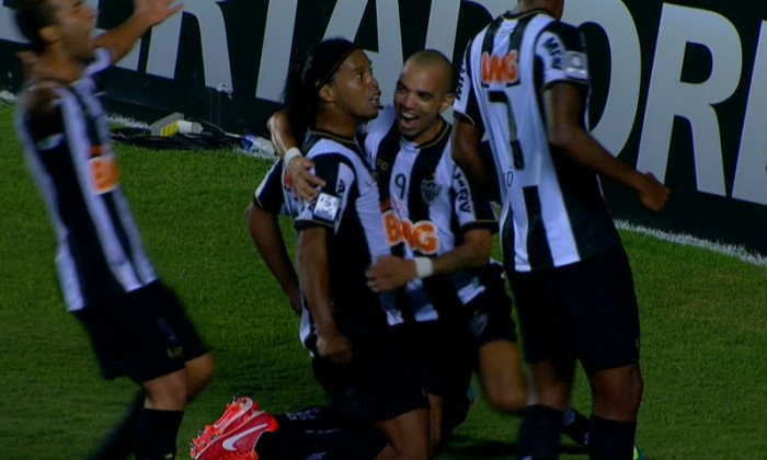 ronaldinho captura