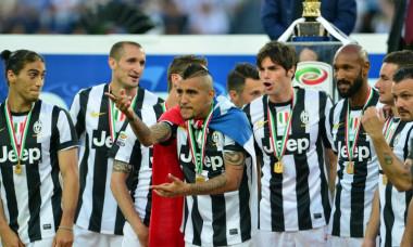 Juventus bucurie