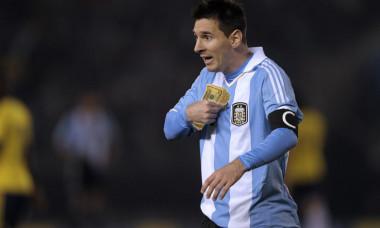 Messi bani
