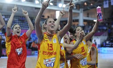 spania baschet finala
