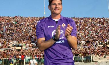 Mario Gomez Fiorentina