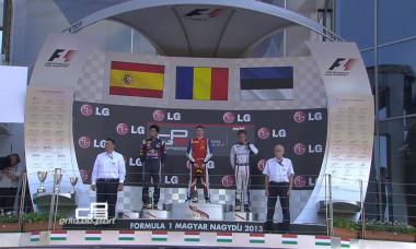 robert visoiu podium