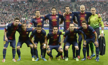 barcelona amical legia