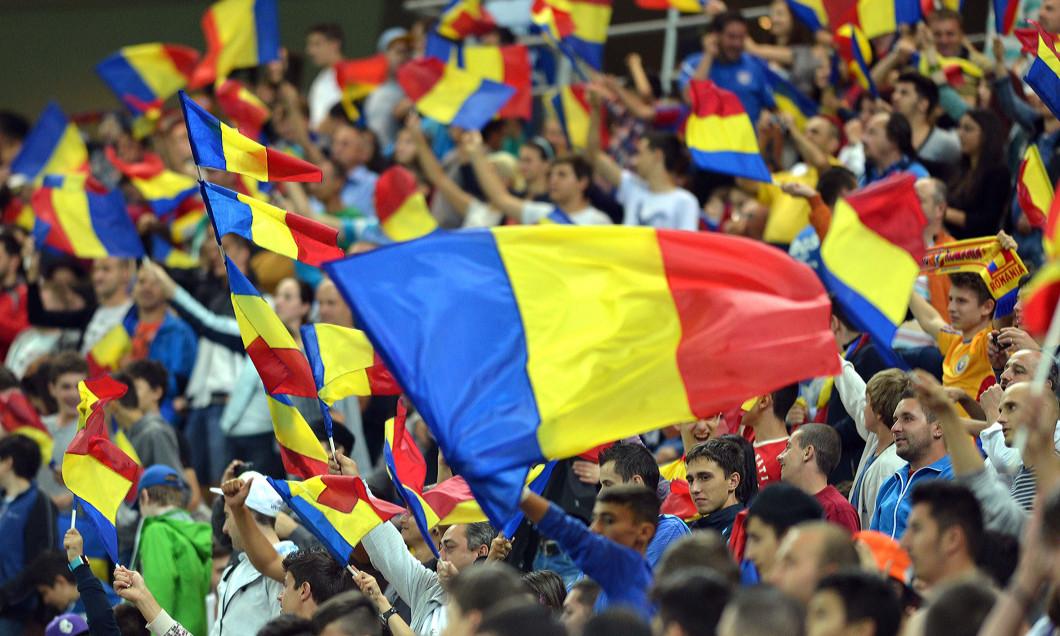 Romania suporteri