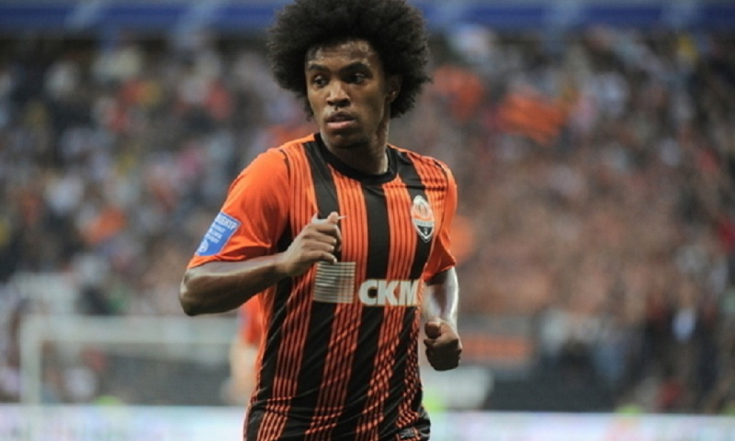 willian shakhtar