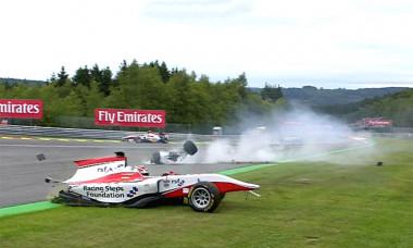 accident GP3