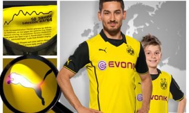 echipament UCL Borussia