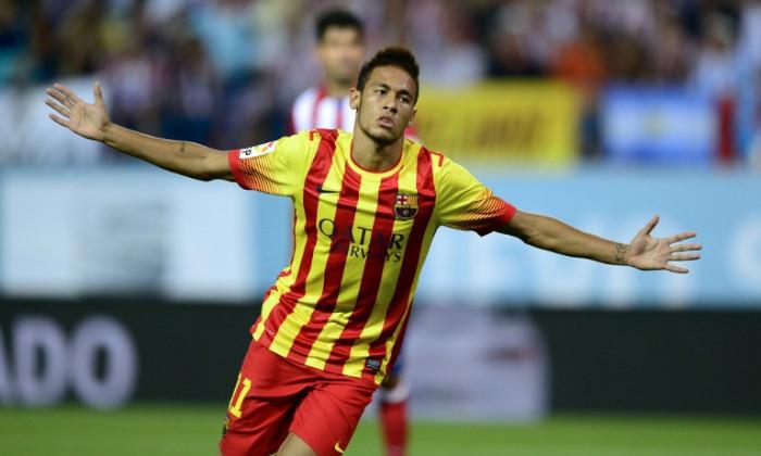 neymar fotbal