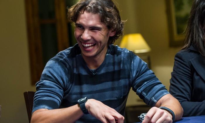 rafael nadal poker