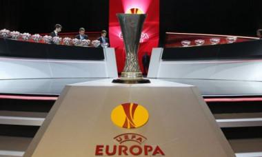 Europa League tragere