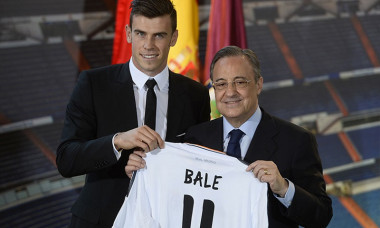bale perez real madrid