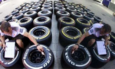 pneuri formula 1