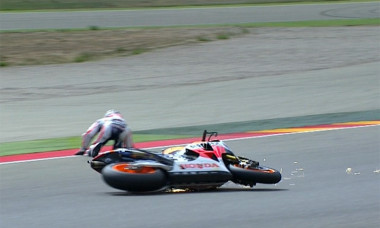 accidentare Pedrosa 29