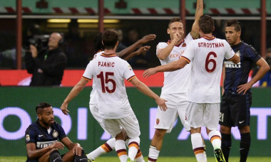 as roma totti