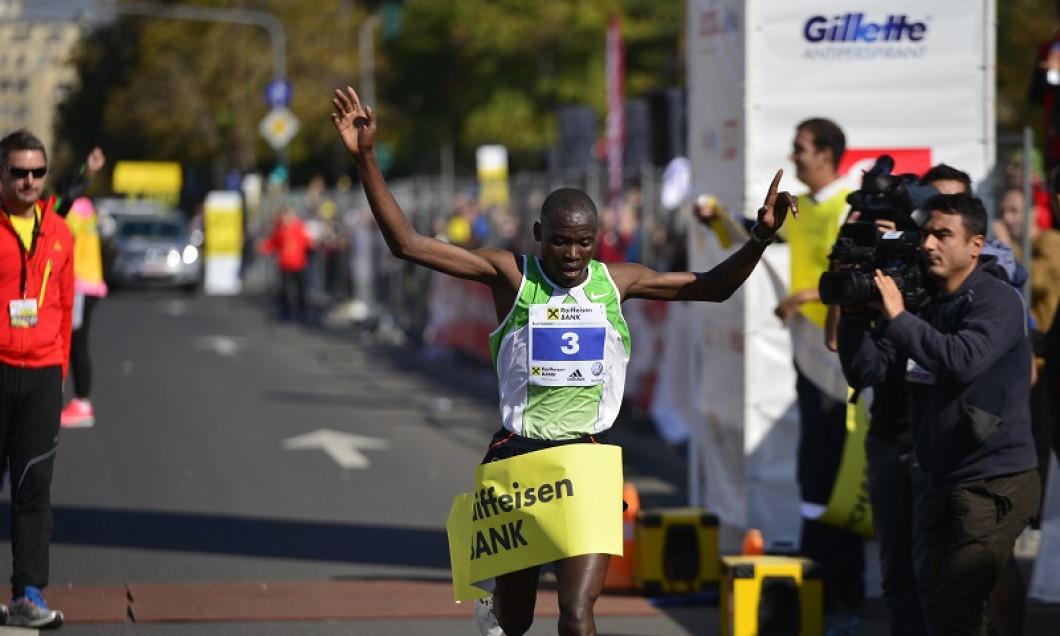 maraton kenyan