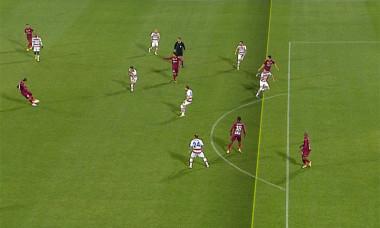 gol din offside CFR